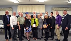 Knights Of Columbus Holds Annual Community Awards Ceremony