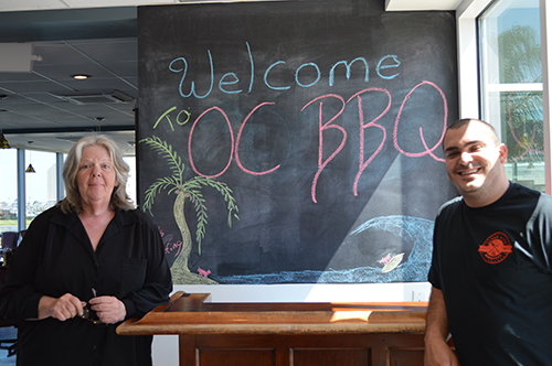 Language In 45 And 47 Stella Street: Sibony Family Brings New OC Barbeque To 45th