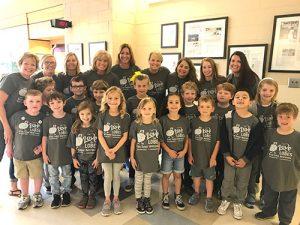 OC Elementary Holds Wear Gray Day In Honor Of Brain Tumor Awareness Month