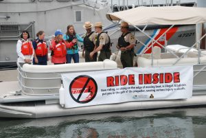 'Ride Inside' Campaign Shines Light On Bow Riding Dangers