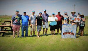 Coastal Association Of REALTORS® Travel To Smith Island To Help Build Pocket Park
