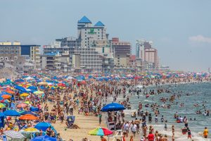 Absent Formal Attorney General Opinion, New Topless Women Policy In Place On Ocean City Beach