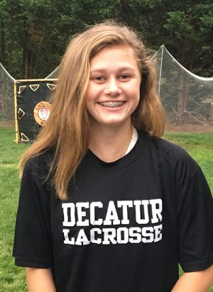 Decatur's Dutton Named Brine All-American