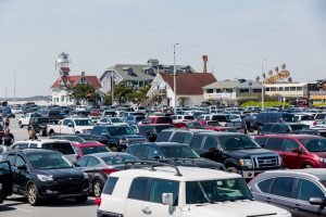 Council Approves Tiered Parking Rates At Inlet Lot On Fourth Of July