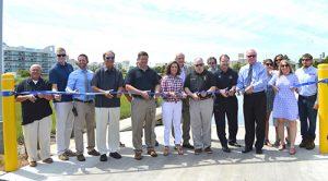 Ocean City's New Public Boat Ramp Celebrated