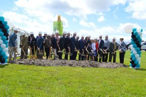 New Burbage Cancer Care Center Breaks Ground In Berlin
