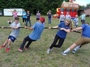 Seaside Christian Academy Holds Annual Field Day Festivities