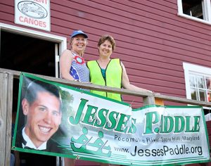 House Of Delegates Carozza Attends Jesse's Paddle In Snow Hilll