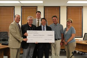 Education Foundation Presents To $28K To Schools