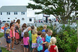 Fenwick Garden Club Expands Program