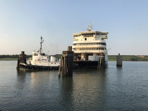 Retired Ferry To Become Major Artificial Reef Addition