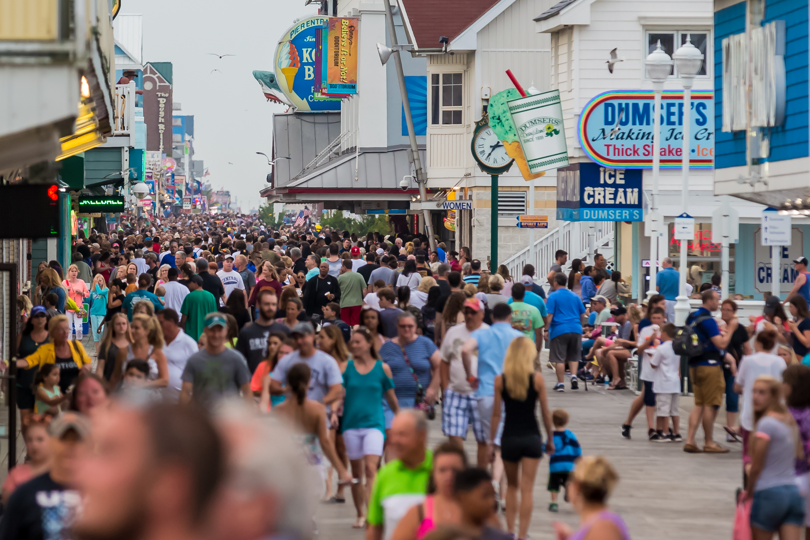 Officials Support New Enforcement Signs On Boardwalk