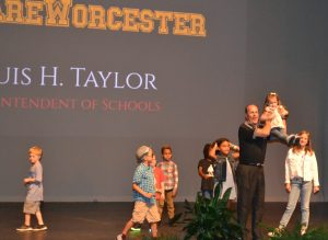 Worcester Public School System Starts New Year With Kickoff Event