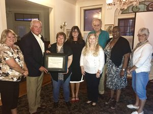 Berlin Welcome Center Volunteers Earn Recognition