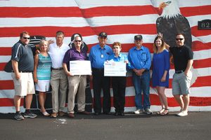 Rotary Clubs In Wicomico County Team Up To Organize 2nd Annual Flags For Heroes Project