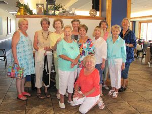 """Drawbridge Divas"" Gather At Ocean Pines Yacht Club To Plan Future Events"