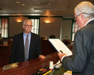 Long-Time Worcester County Judge Wrapping Up Career