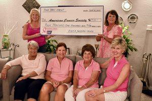 Executive Women's Golf Association Kicks Off PINK Ball Event