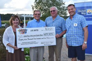 United Way Holds Annual Board And Staff Kickoff Event