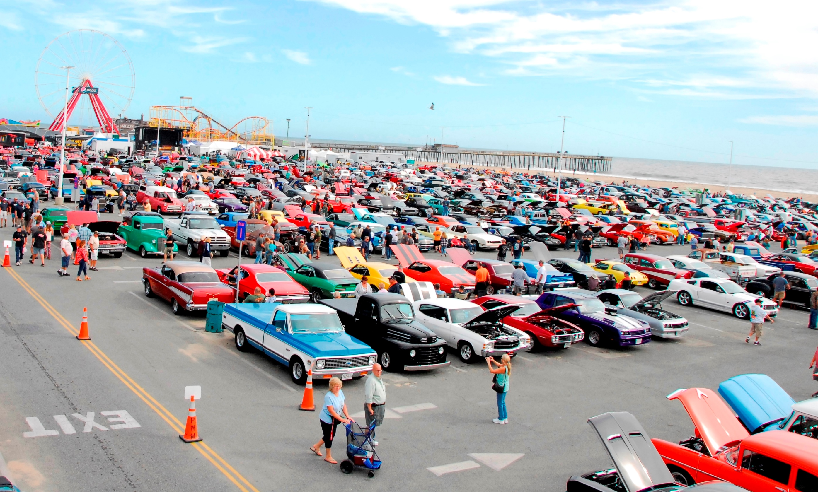 Cruisin Ocean City >> 10 04 2017 Fall Cruisin Event To Mark 20th Year News Ocean City Md
