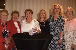 Republican Women Of Worcester County Hold Successful Red, White And Blue Patriotic Fashion Show