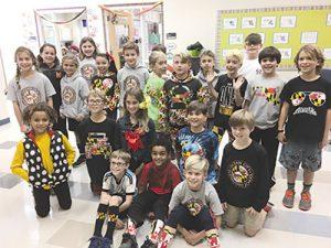 OC Elementary Fourth-Graders Celebrate Maryland Day