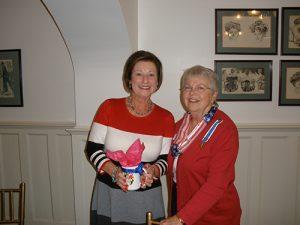 Republican Women's Club President-Elect Guest Speaker At DAR Meeting