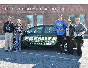 Connors And Reimer Named SD High School Premier Driving School Athletes Of The Month