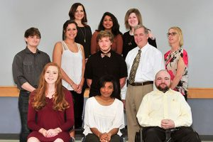 Wicomico County Students Inducted Into Alpha Nu Omicron At Wor-Wic Community College
