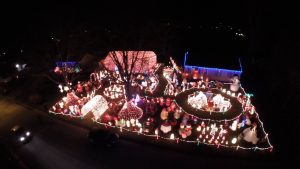 Pittsville's Beloved Christmas Display Ending 20-Year Run
