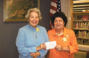 Star Charities All Volunteers Donate To Ocean Pines Friends Of The Library