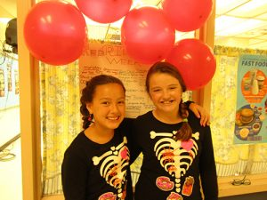 Berlin Intermediate Students Encouraged To Dress As Twins To Celebrate Red Ribbon Week