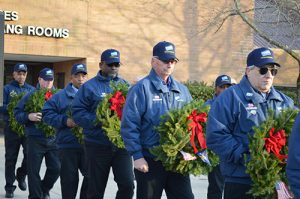 Wreath Initiative Aimed At Saluting Vets Stops In Wicomico