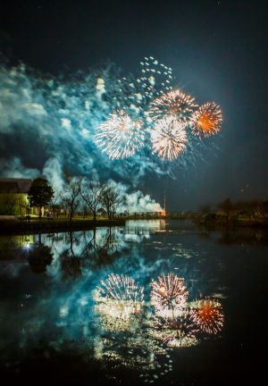 OC Offers New Year's Eve Fireworks, Family Activities