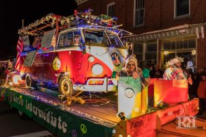 Berlin Christmas Parade Results