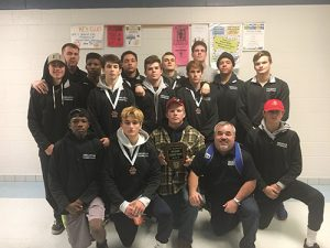 Decatur Wrestlers Finish 2nd At Mad Mats