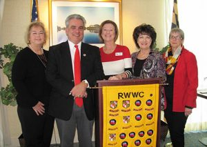 Republican Women Of Worcester County Hold Monthly Luncheon Meeting