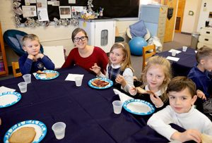 Worcester Prep Second-Graders Hold Bread Sale