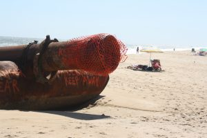 Contractor Delays Push Fenwick Beach Replenishment To July