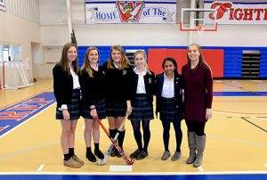 Six Worcester Prep Varsity Field Hockey Players Named To National Field Hockey Coaches Association National Academic Squad