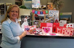 Republican Women Of Worcester County Collect Valentine Cards For Local Veterans