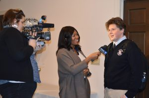 Worcester Prep Junior Surprised With Jefferson Award For Community Service