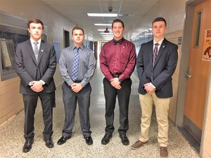 SD High School National Honor Society Members Serve As Tour Guides