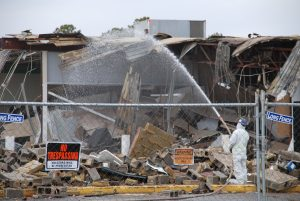No Dangerous Asbestos Found After Mall Demo Complaint