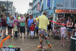 Resolution Sought To Stalled Street Performer Challenge