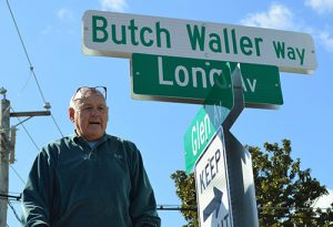 Coach Honored With Road Naming
