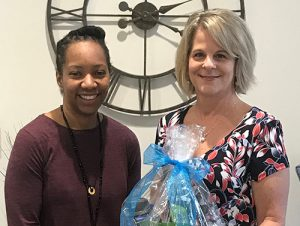 Taylor Bank Supports Worcester County Health Department's Just Walk Program