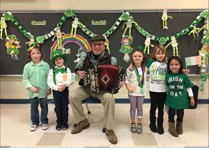 Musician Frankie O'Nanna Makes Special Visit To Ocean City Elementary