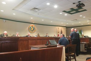 County Sheriff's Office Seeks More Officers