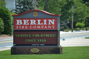 Study Finds Berlin Fire Company 'Not Sufficiently Funded' For Services Provided